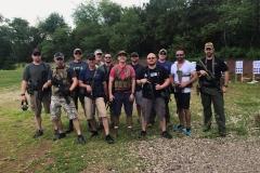 Pistol-Carbine course