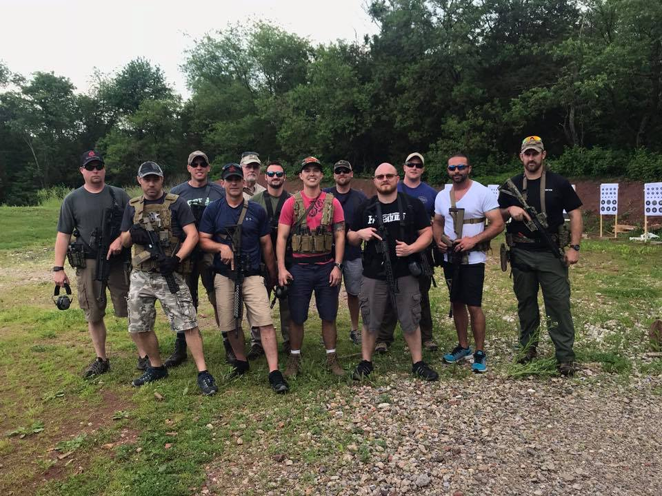 Pistol-Carbine-course