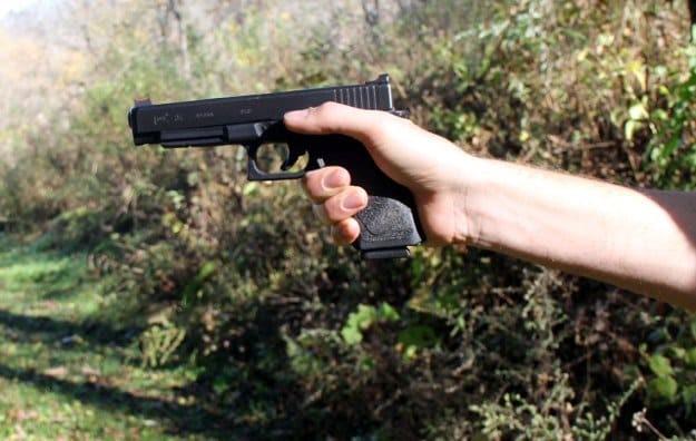 Defensive Shooting: Part 2--Grip   Spartan Firearms Training Group
